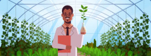 Greenhouse Extension Agent comic