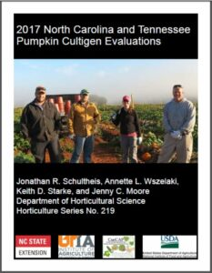 pumpkin booklet cover
